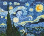 vincent van gogh starry night iv paintings