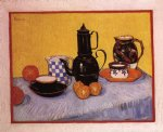 vincent van gogh still life with coffeepot painting 24006