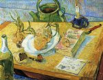vincent van gogh still life with onions painting