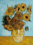 vincent van gogh sunflowers iii paintings