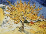 vincent van gogh the mulberry tree iii painting-23816