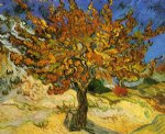 vincent van gogh the mulberry tree painting-23817