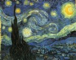 vincent van gogh the starry night vi paintings