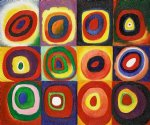 wassily kandinsky farbstudie quadrate gallery wrap paintings