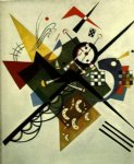 wassily kandinsky on white 2 1923 posters