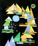 wassily kandinsky spitzen in bogen points in the elbow posters