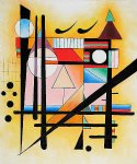 wassily kandinsky untitled paintings
