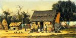 daily chores by william aiken walker original paintings