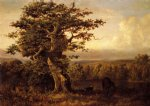 william holbrook beard art - a view in virginia by william holbrook beard