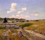 william merritt chase afternoon shadows painting