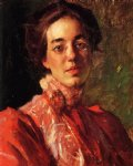 william merritt chase portrait of elizabeth betsy fisher painting 22678