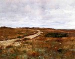 william merritt chase shinnecock hills 5 painting