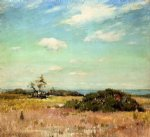william merritt chase original paintings - shinnecock hills long island by william merritt chase