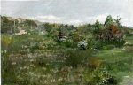 landscape art - shinnecock landscape iii by william merritt chase