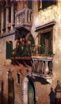 venice posters - venice ii by william merritt chase