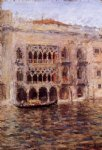 venice posters - venice by william merritt chase