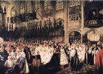 william powell frith the marriage of the prince of wales 10 march 1863 painting