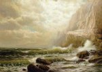 william trost richards cliffs of dover paintings