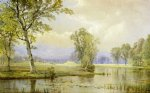 william trost richards landscape ii painting