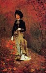 winslow homer autumn painting