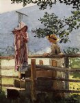winslow homer spring posters