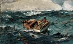 winslow homer the gulf stream prints