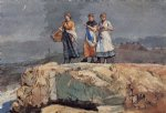 winslow homer where are the boats painting 22269